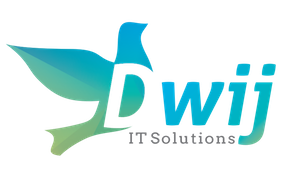 Dwij IT Solutions Logo