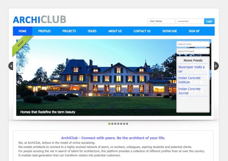 archiclub-a-social-network-for-architects