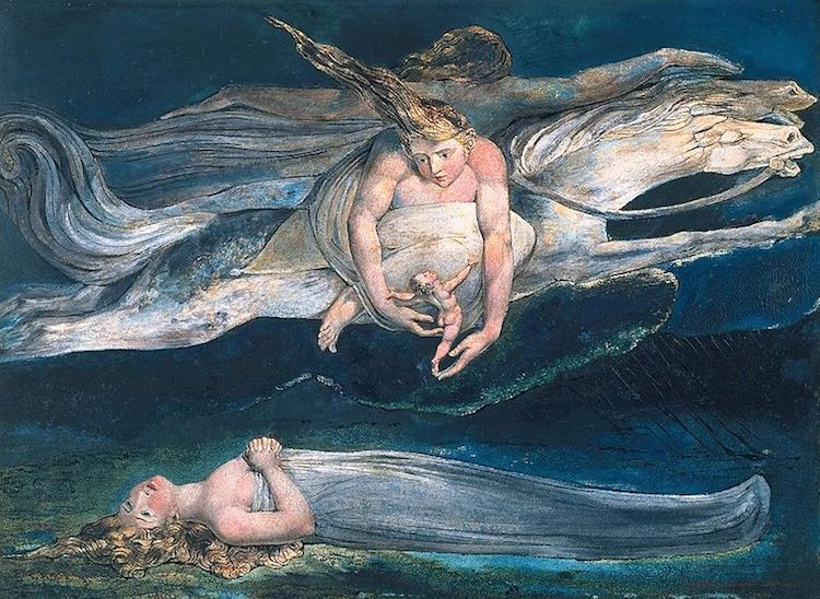 William-Blake-Pity