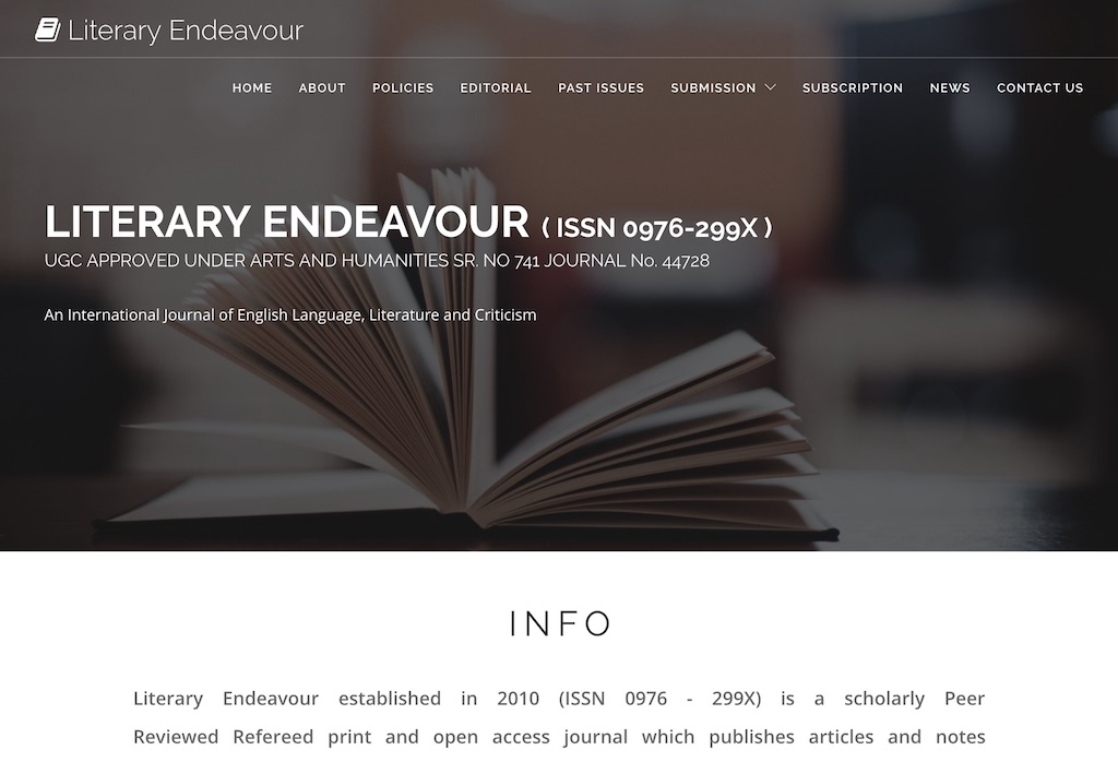 Literary-Endeavour-Laravel-Development-Pune