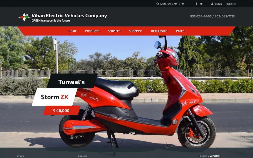Vihan-E-Vehicles