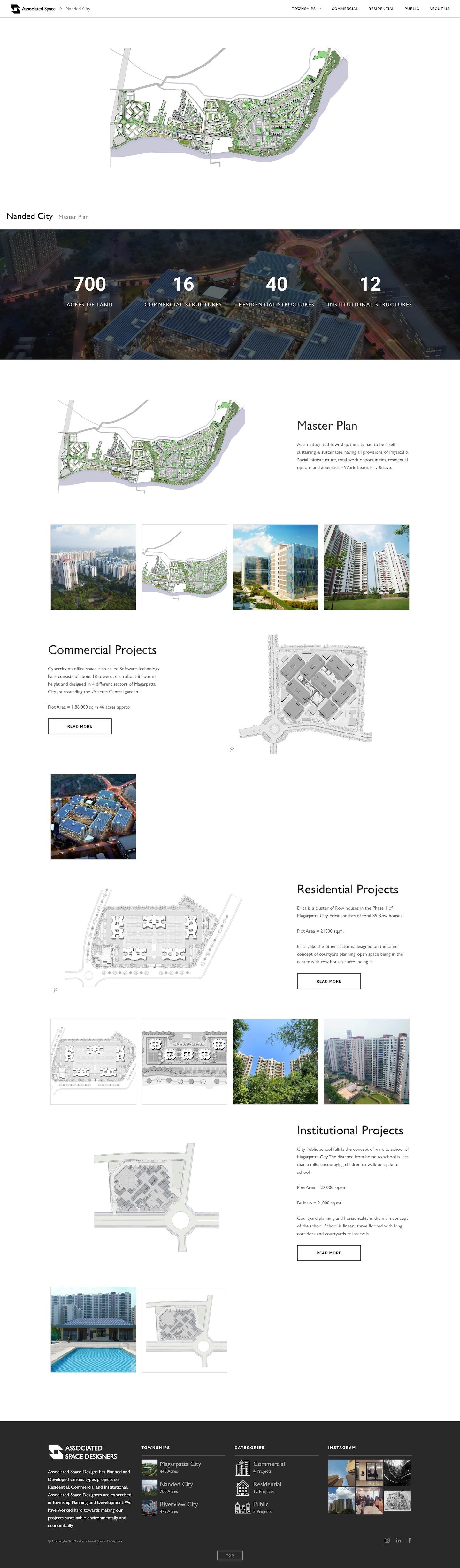 associated.space-Laravel-CMS-Website-Development-Pune-India-2